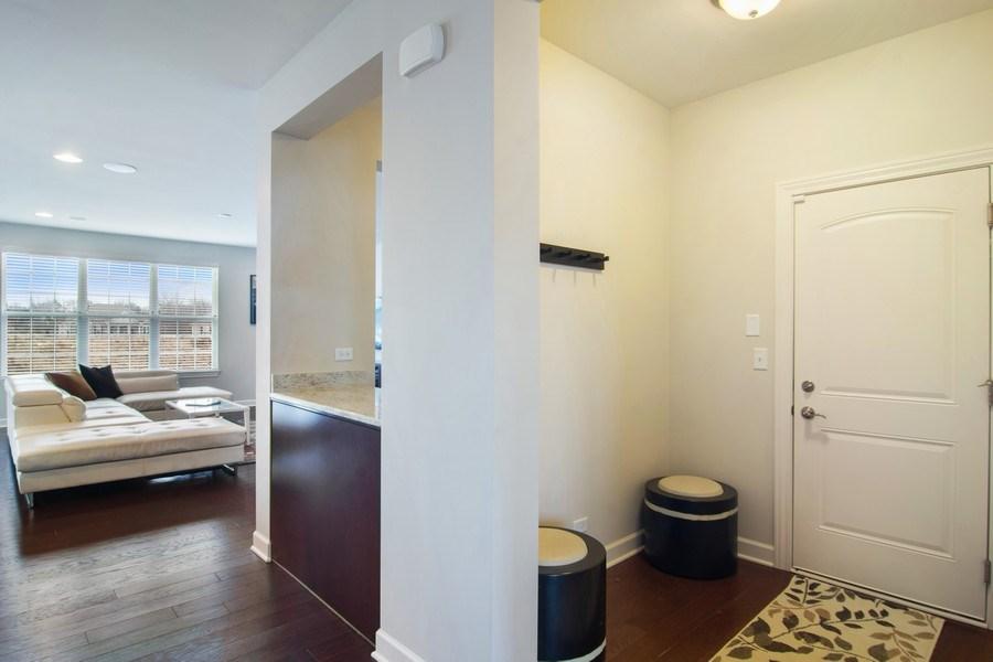 Real Estate Photography - 23610 N Sanctuary Club Dr., Kildeer, IL, 60047 - Hallway