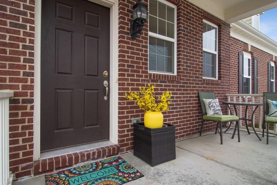 Real Estate Photography - 23610 N Sanctuary Club Dr., Kildeer, IL, 60047 - Porch