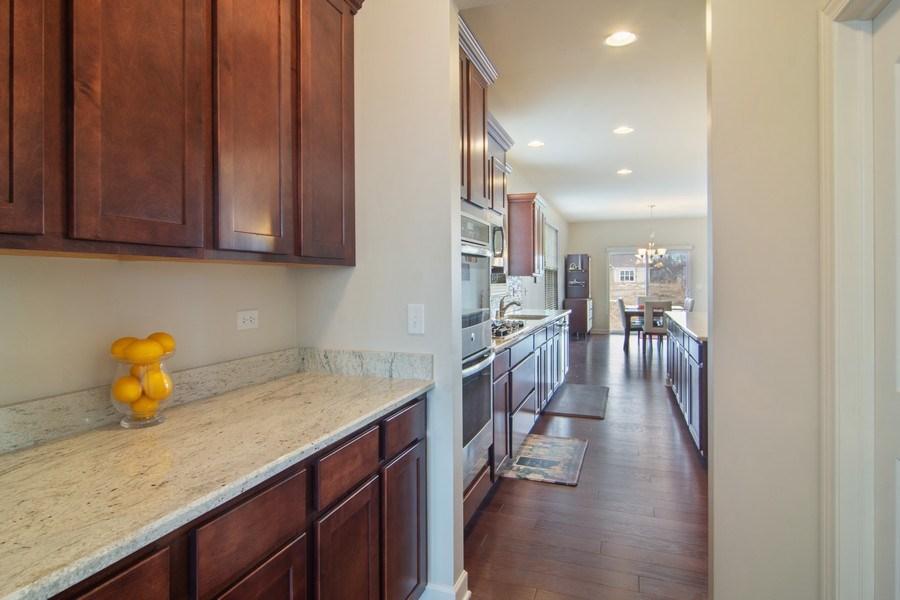 Real Estate Photography - 23610 N Sanctuary Club Dr., Kildeer, IL, 60047 - Bar