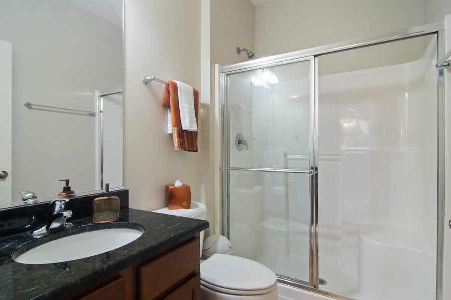 Real Estate Photography - 23610 N Sanctuary Club Dr., Kildeer, IL, 60047 - Bathroom