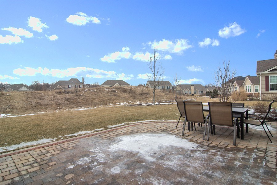 Real Estate Photography - 23610 N Sanctuary Club Dr., Kildeer, IL, 60047 - Patio
