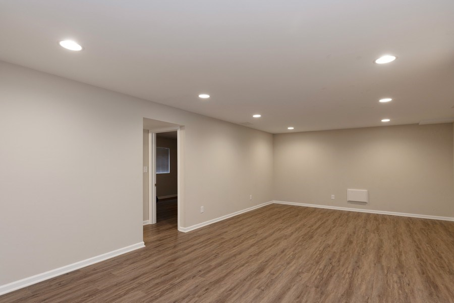 Real Estate Photography - 31649 Rein Court, Libertyville, IL, 60048 - Basement