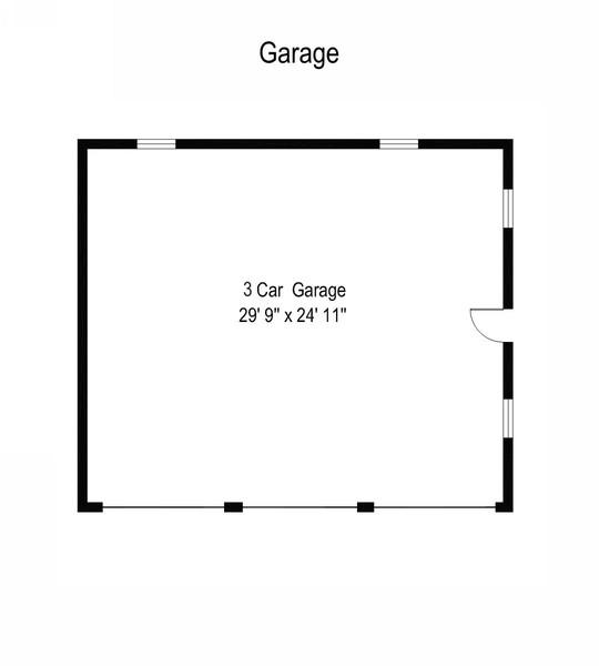 Real Estate Photography - 31649 Rein Court, Libertyville, IL, 60048 - Floor Plan