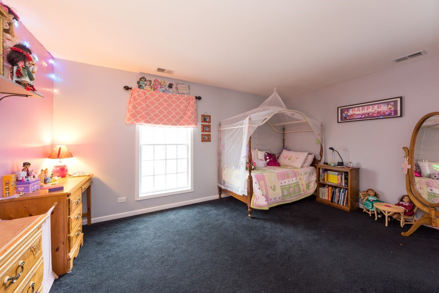 Real Estate Photography - 711 N Arlington Heights Rd., Arlington Heights, IL, 60004 - 3rd Bedroom