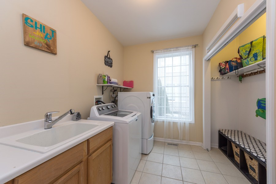 Real Estate Photography - 711 N Arlington Heights Rd., Arlington Heights, IL, 60004 - Mudroom