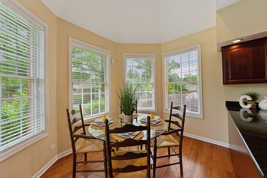 Real Estate Photography - 711 N Arlington Heights Rd., Arlington Heights, IL, 60004 - Breakfast Area