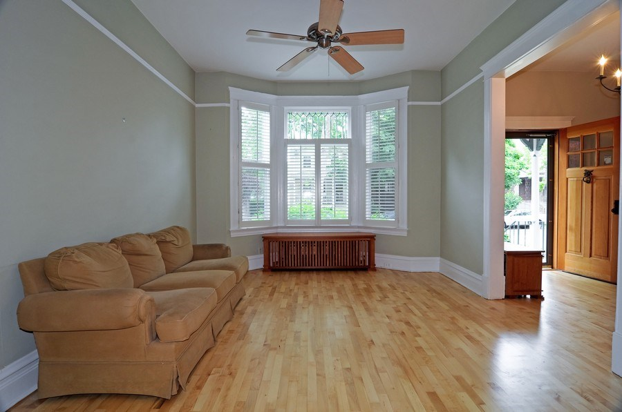 Real Estate Photography - 2129 W. Bradley, Chicago, IL, 60618 - Location 1