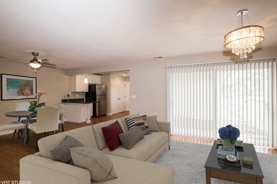 Real Estate Photography - 6851 Larkspur, Woodridge, IL, 60517 -