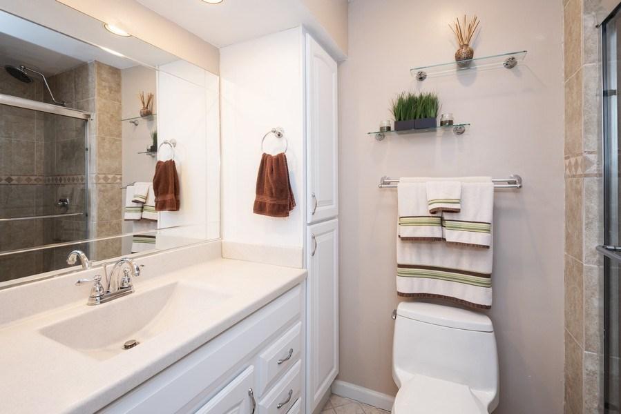 Real Estate Photography - 44 Landings Blvd, New Buffalo, MI, 49117 - Bathroom