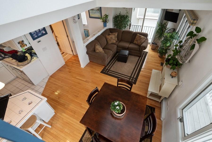 Real Estate Photography - 44 Landings Blvd, New Buffalo, MI, 49117 - Living Room/Dining Room