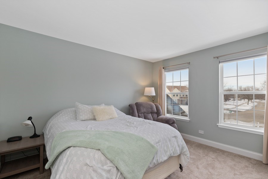 Real Estate Photography - 291 Galway, Grayslake, IL, 60030 - Bedroom