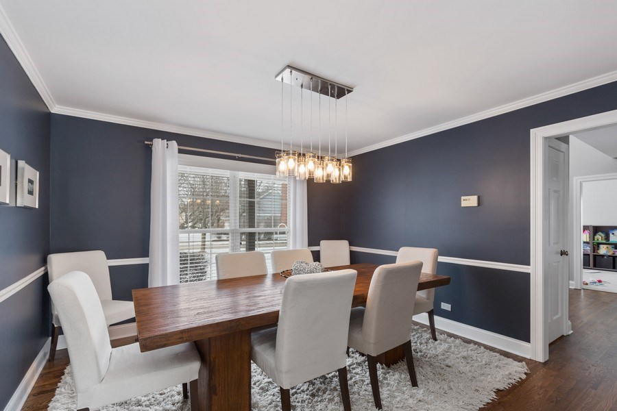 Real Estate Photography - 291 Galway, Grayslake, IL, 60030 - Dining Room