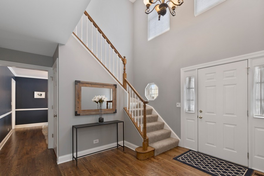 Real Estate Photography - 291 Galway, Grayslake, IL, 60030 - Foyer