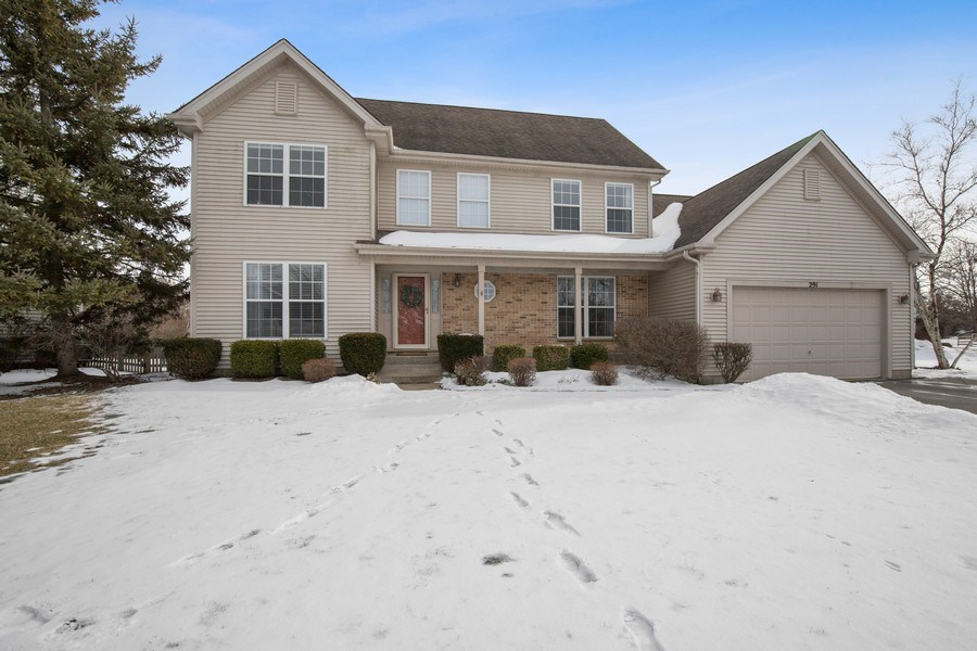 Real Estate Photography - 291 Galway, Grayslake, IL, 60030 - Front View