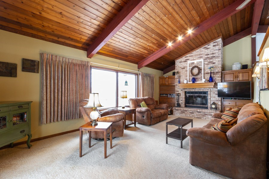 Real Estate Photography - 3106 N Richmond Road, Johnsburg, IL, 60051 - Living Room