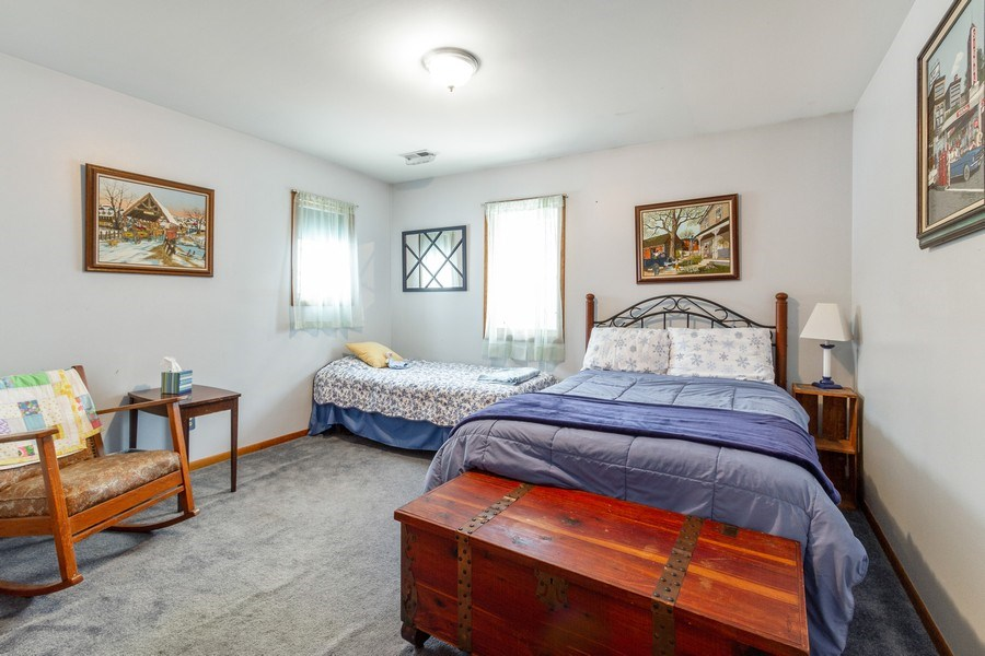 Real Estate Photography - 3106 N Richmond Road, Johnsburg, IL, 60051 - 2nd Bedroom