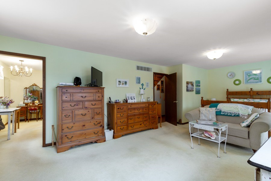 Real Estate Photography - 3106 N Richmond Road, Johnsburg, IL, 60051 - Master Bedroom
