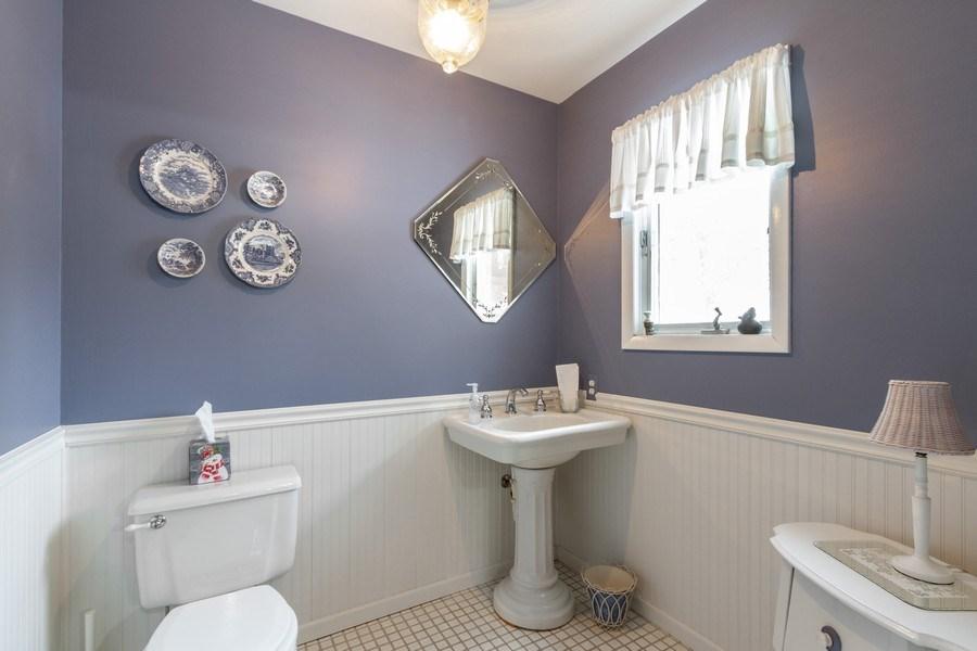 Real Estate Photography - 3106 N Richmond Road, Johnsburg, IL, 60051 - 2nd Bathroom