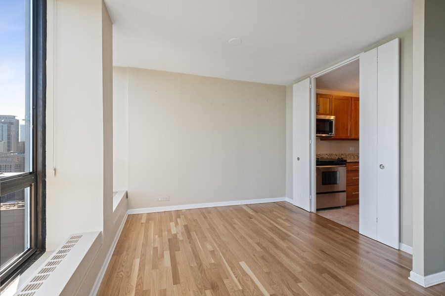 Real Estate Photography - 260 E. Chestnut Street, Unit #3206, Chicago, IL, 60611 - Dining Room