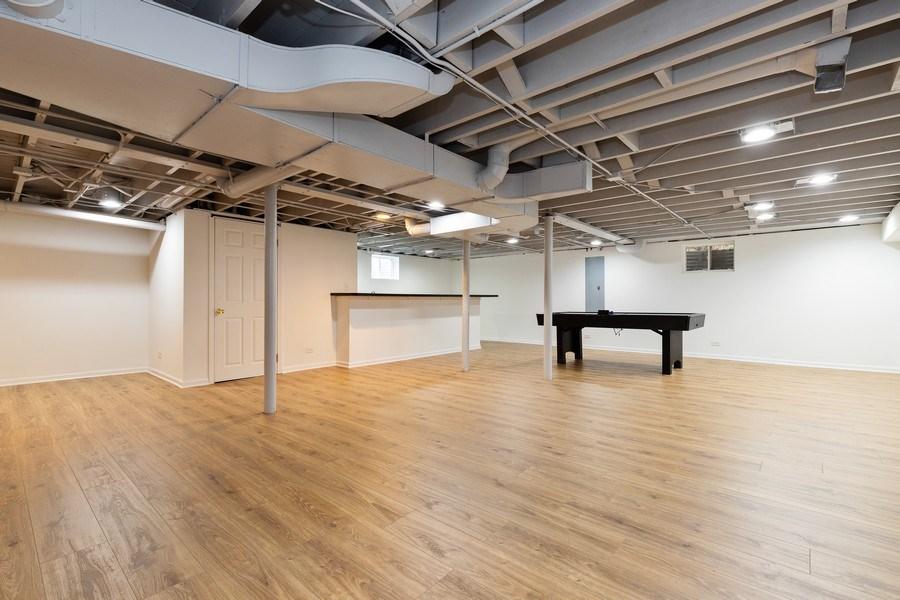 Real Estate Photography - 600 Garfield Ave, Lake Bluff, IL, 60044 - Basement