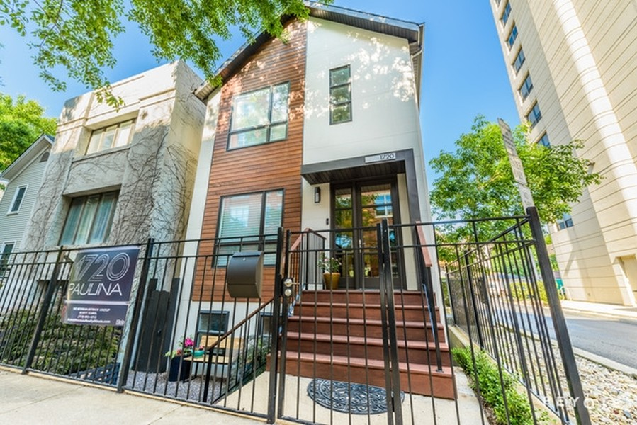 Real Estate Photography - 1720 N Paulina, Chicago, IL, 60622 -