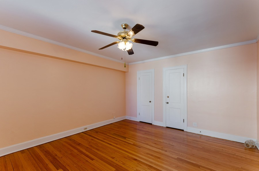 Real Estate Photography - 1755 E. 55th St., #606, Chicago, IL, 60615 - Bedroom