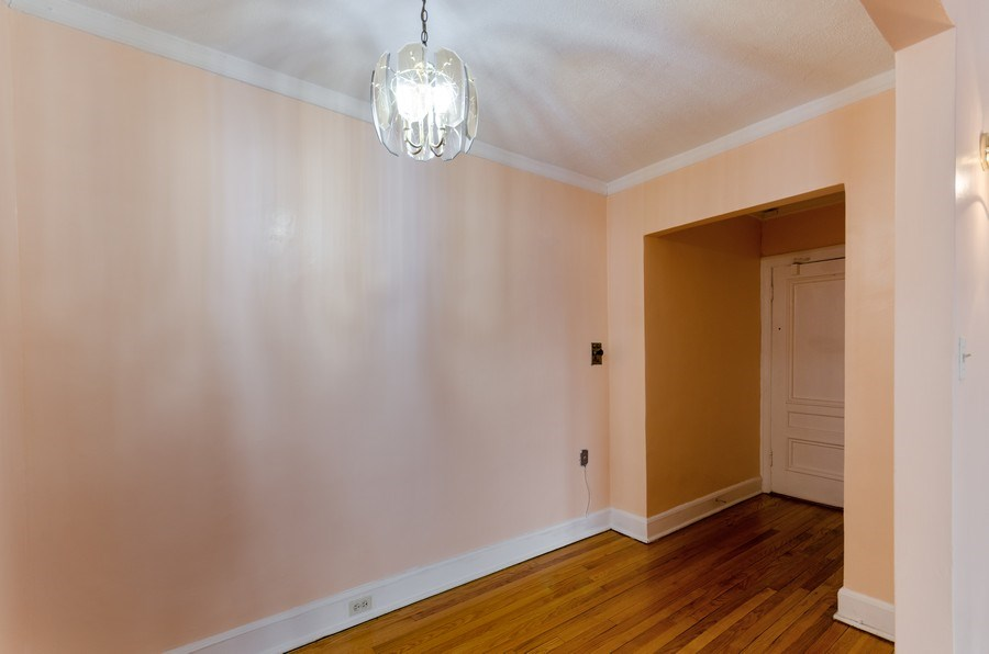 Real Estate Photography - 1755 E. 55th St., #606, Chicago, IL, 60615 - Foyer