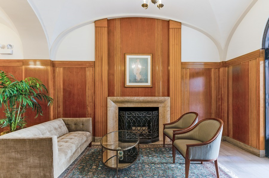 Real Estate Photography - 1755 E. 55th St., #606, Chicago, IL, 60615 - Lobby