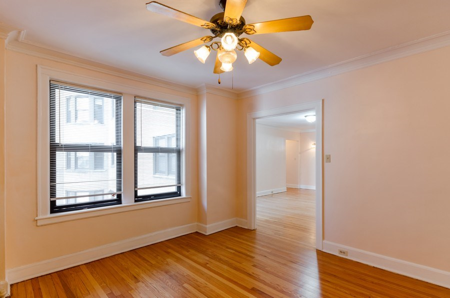 Real Estate Photography - 1755 E. 55th St., #606, Chicago, IL, 60615 - Dining Room
