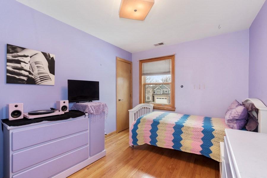 Real Estate Photography - 1238 Glencoe Avenue, Highland Park, IL, 60035 - Bedroom 4