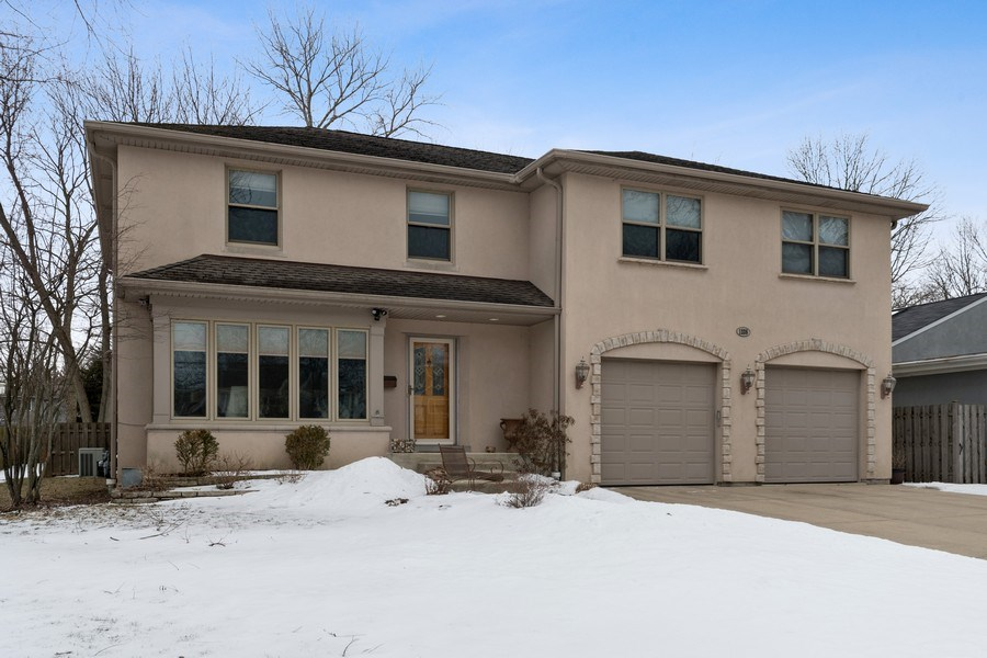 Real Estate Photography - 1238 Glencoe Avenue, Highland Park, IL, 60035 - Front View