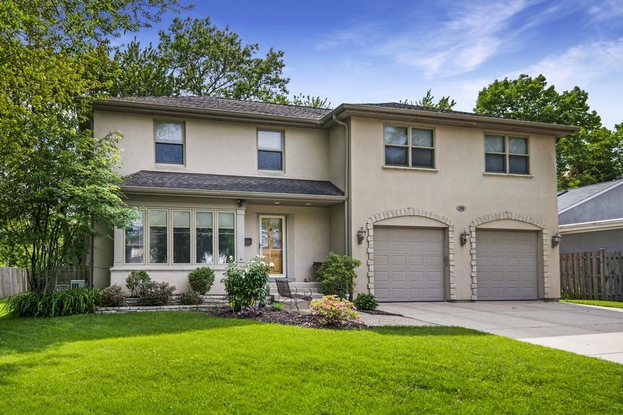 Real Estate Photography - 1238 Glencoe Avenue, Highland Park, IL, 60035 -