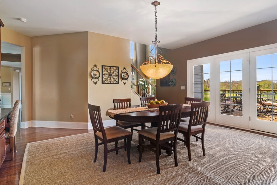 Real Estate Photography - 20 Doral Drive, Hawthorn Woods, IL, 60047 - Breakfast Area