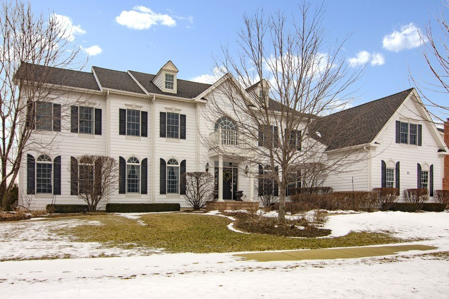 Real Estate Photography - 20 Doral Drive, Hawthorn Woods, IL, 60047 - Front View
