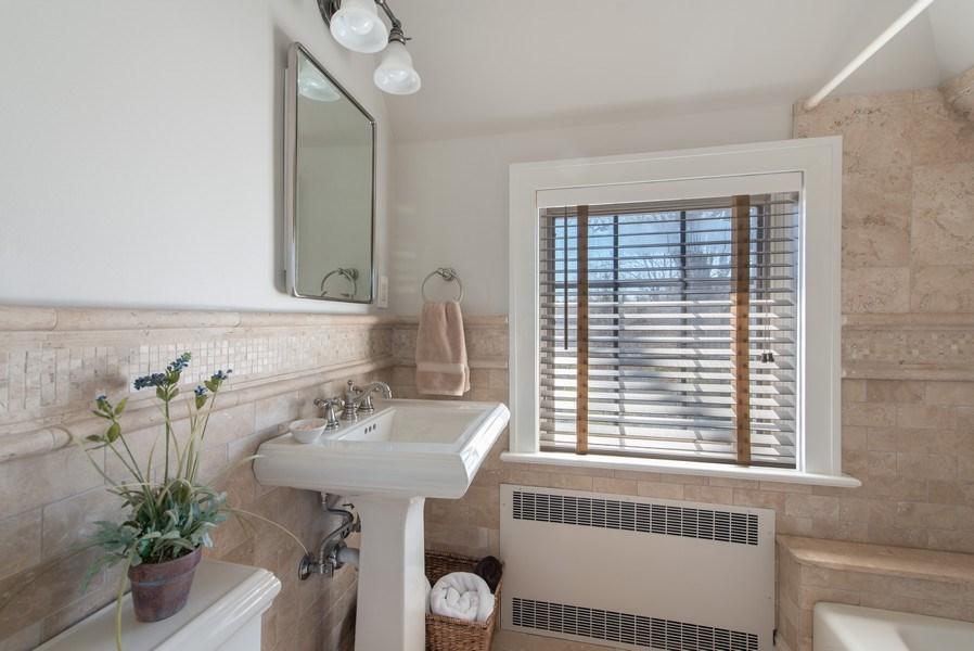 Real Estate Photography - 1200 Spruce, Winnetka, IL, 60093 - Bath