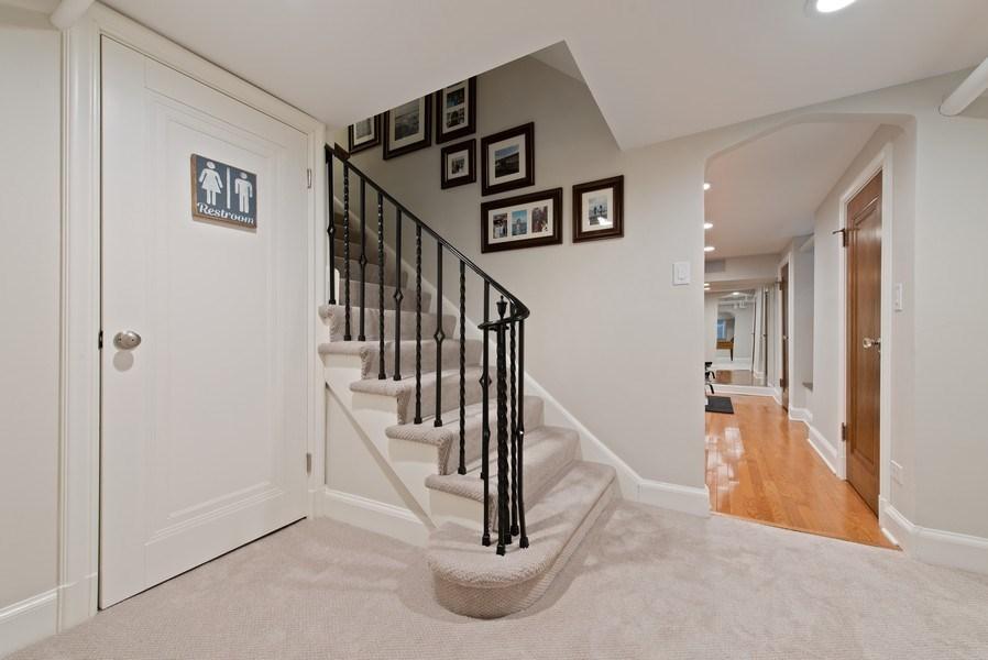 Real Estate Photography - 1200 Spruce, Winnetka, IL, 60093 - Lower Level
