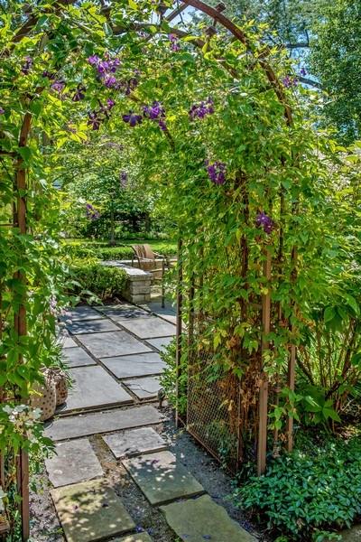 Real Estate Photography - 1200 Spruce, Winnetka, IL, 60093 - Patio