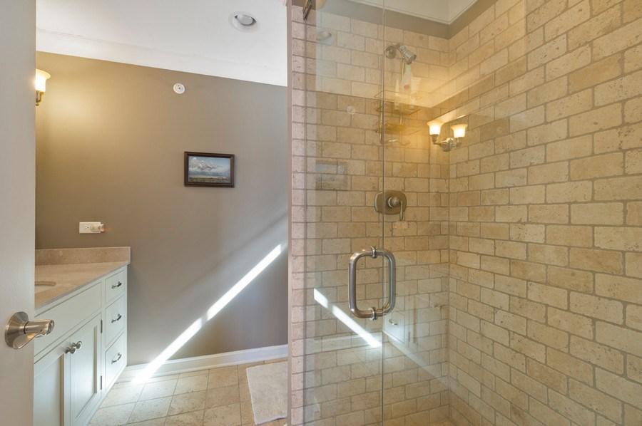 Real Estate Photography - 2309 N. Janssen Ave., Chicago, IL, 60614 - Ensuite Bathroom