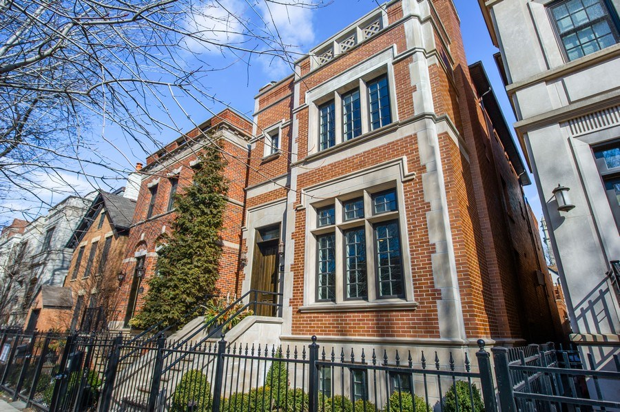 Real Estate Photography - 2309 N. Janssen Ave., Chicago, IL, 60614 - Front View