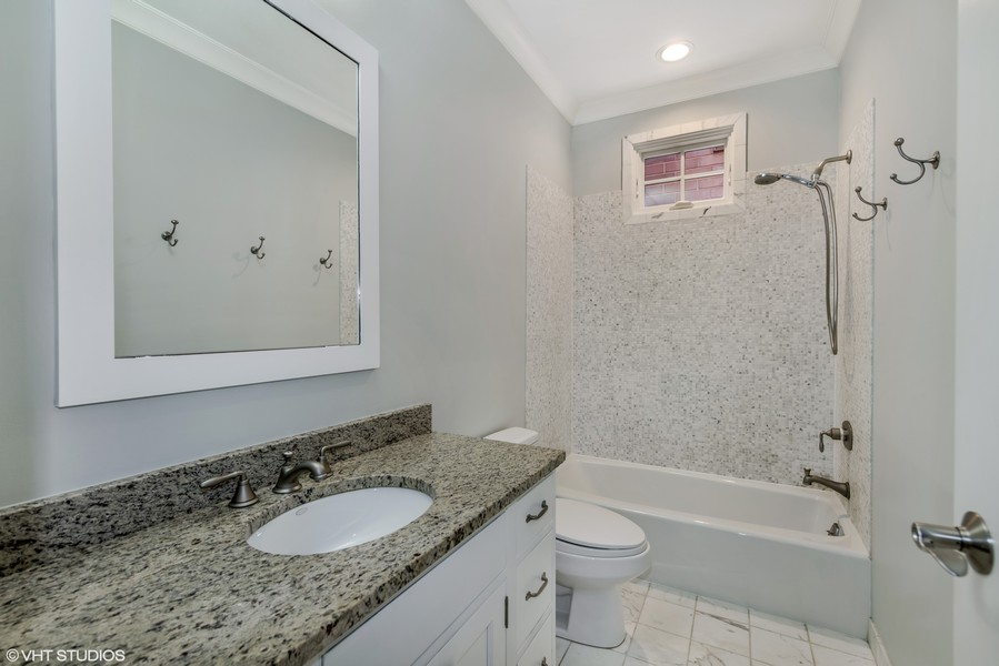 Real Estate Photography - 2309 N. Janssen Ave., Chicago, IL, 60614 - Bathroom