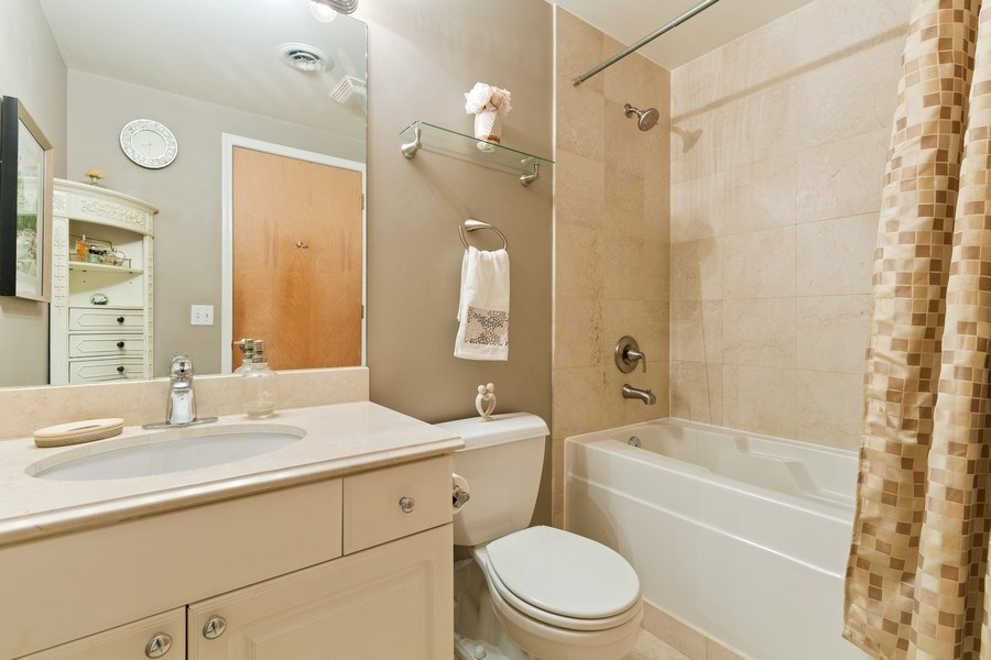 Real Estate Photography - 2735 W. Armitage, Unit 207, Chicago, IL, 60622 - Master Bathroom