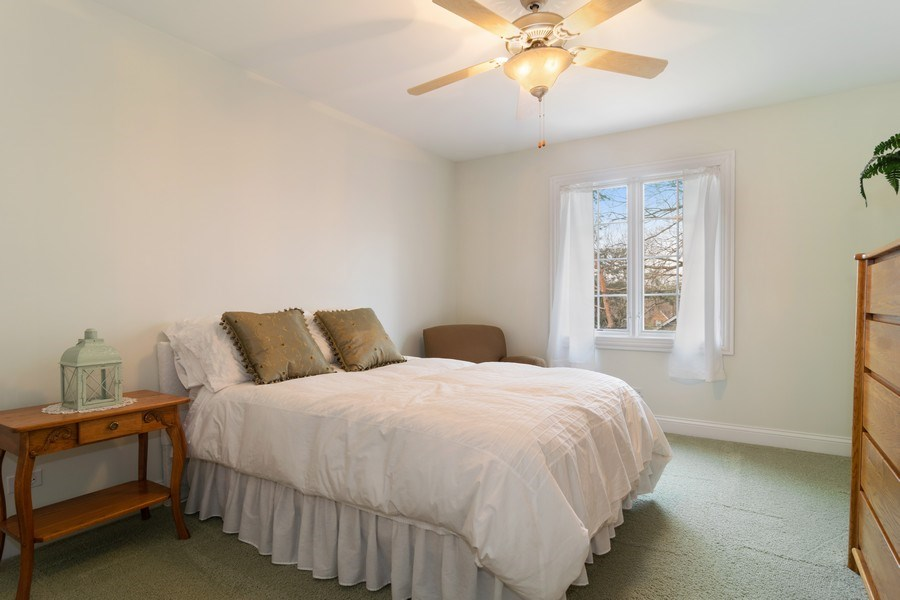 Real Estate Photography - 876 Cambridge, Elmhurst, IL, 60126 - 3rd Bedroom