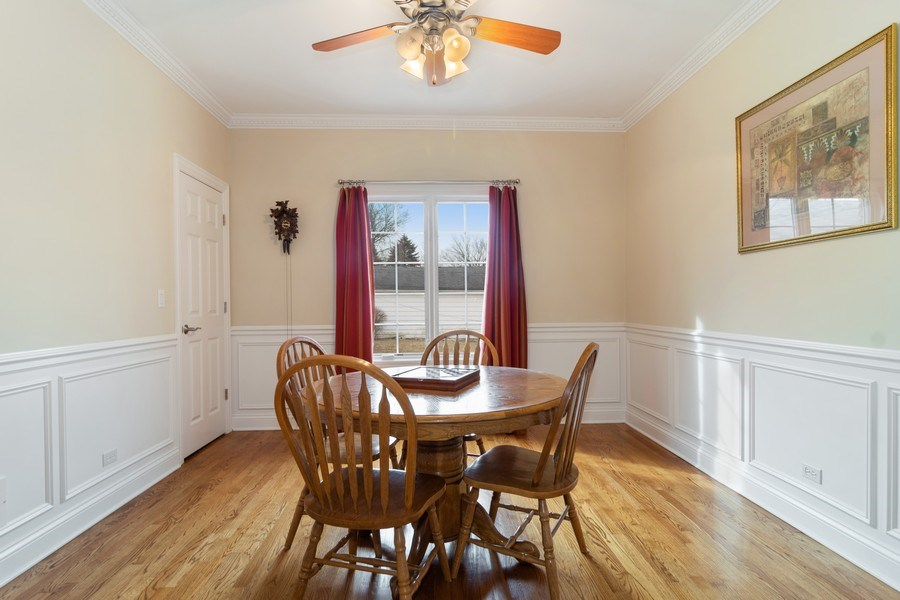Real Estate Photography - 876 Cambridge, Elmhurst, IL, 60126 - 5th Bedroom or 1st Floor Office