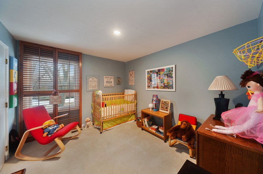 Real Estate Photography - 1356 Rosewood Ave, Deerfield, IL, 60015 - 2nd Bedroom