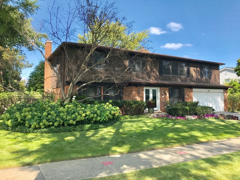Real Estate Photography - 1356 Rosewood Ave, Deerfield, IL, 60015 -