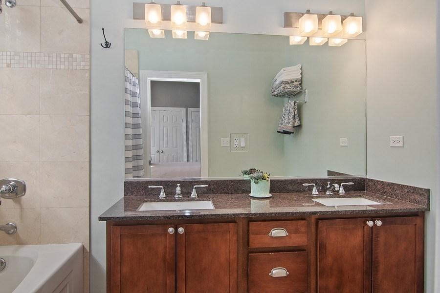 Real Estate Photography - 1846 W Armitage, Unit 2W, Chicago, IL, 60622 - Master Bathroom