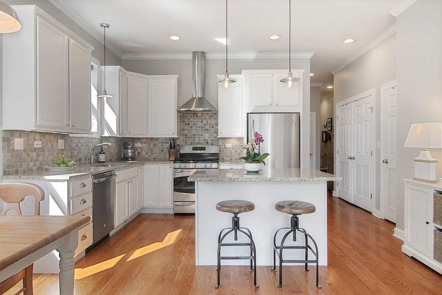 Real Estate Photography - 1846 W Armitage, Unit 2W, Chicago, IL, 60622 - Kitchen