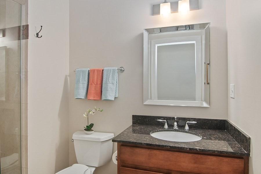 Real Estate Photography - 1846 W Armitage, Unit 2W, Chicago, IL, 60622 - Bathroom