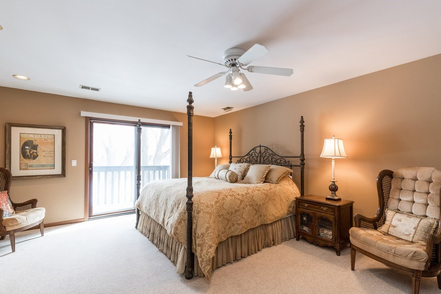 Real Estate Photography - 19441 W Tahoe Dr, Mundelein, IL, 60060 - 2nd Bedroom