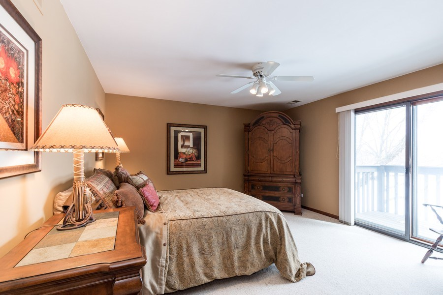 Real Estate Photography - 19441 W Tahoe Dr, Mundelein, IL, 60060 - 3rd Bedroom